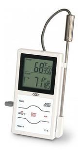 Termómetro De Detección Dual Con Sonda Y Timer Cdn Dsp1