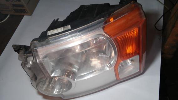 Farol Land Rover Discovery 3 Esquerdo (sem Xenon)