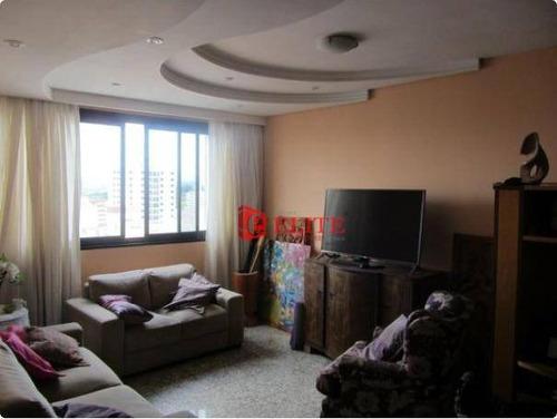 Apartamento Com 4 Dormitórios À Venda, 130 M² Por R$ 550.000,00 - Vila Rubi - São José Dos Campos/sp - Ap3675