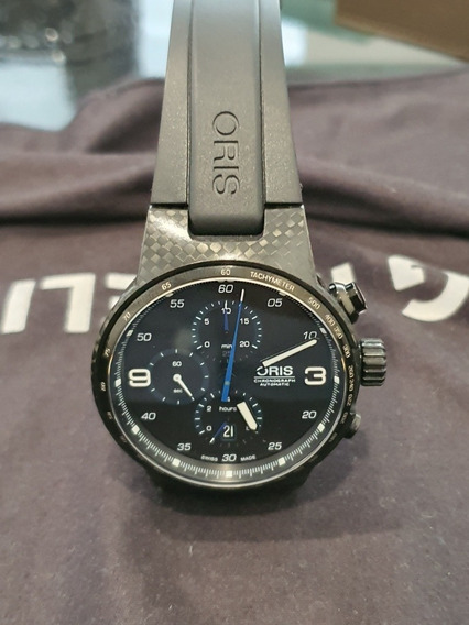 Reloj Oris Williams Fibra De Carbono