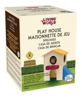 Casa Pequeña Para Hamster Living World