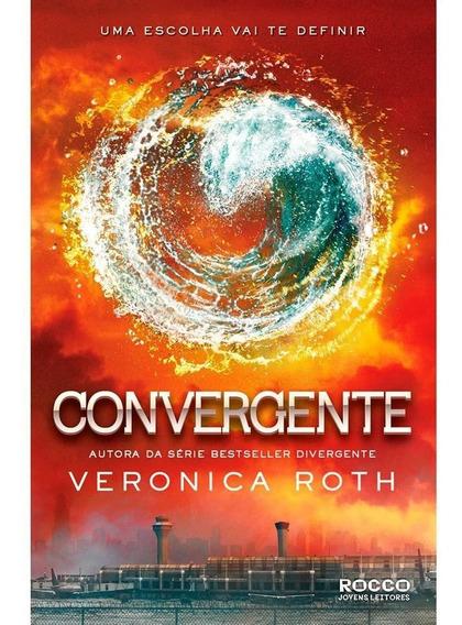 Livro Convergente Série Divergente Veronica Frete Barato