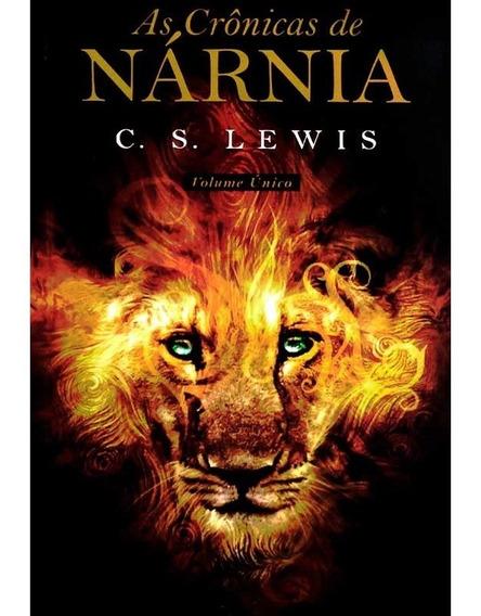 Livro As Crônicas De Nárnia - Volume Único - C.s. Lewis