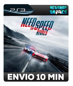 Need For Speed Rivals - Português - Psn Ps3 - Pronta Entrega