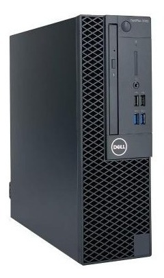 Optiplex 3060 Sff I3 8100t 8gb Hd500gb Dvd Novo Com Garantia