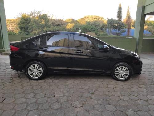 Honda City 2º Dona Vários Acessórios Baixo Km 51.000