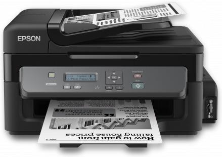 Impressora Multifuncional Epson Workforce M200 Ecotank