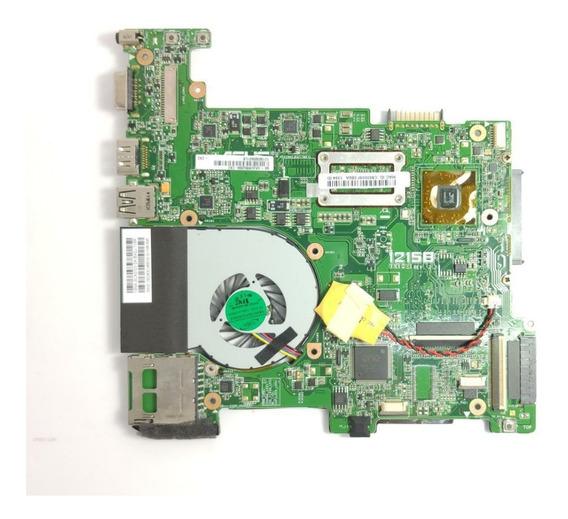 Placa Mãe Netbook Asus 1215b-blk203m C/ Dissipador E Cooler