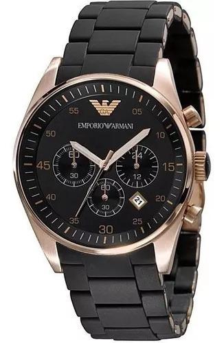 Relógio Emporio Armani Ar5905 Original Garantia 1 Anos 43mm