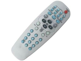 Controle Tv Cce/philips De Tubo