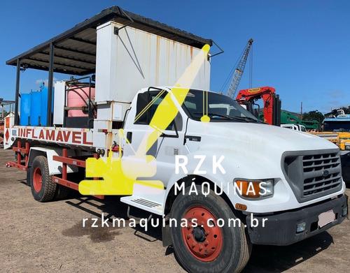 Imagem 1 de 15 de Caminhão Melosa Ford F12000 4x2 - 2001