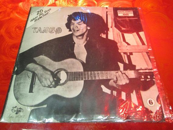 Tanguito - Tango - Disco Vinilo Lp 1985