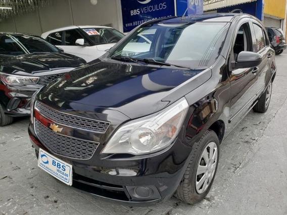 Chevrolet Agile Lt 1.4 Mpfi 8v Econo.flex, Eml7918