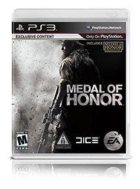 Medal Of Honor - Ps3 Mídia Física