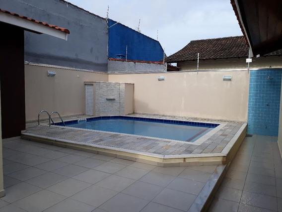 Casa Em Peruíbe, Peruíbe/sp De 200m² 3 Quartos À Venda Por R$ 480.000,00 - Ca234972