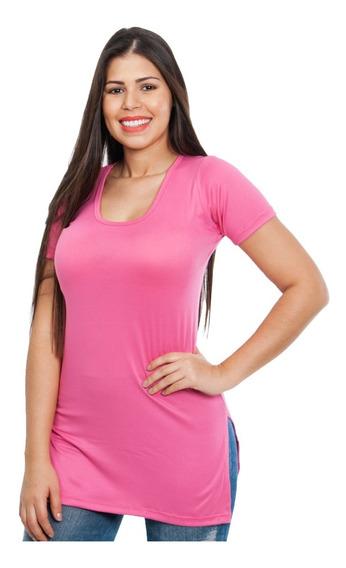 Blusas Maxi Corta Dama Diseño A La Moda Vilamo Ref: 9101