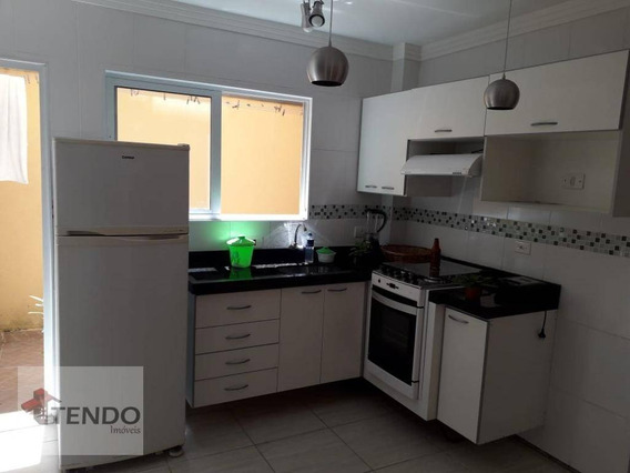 Apartamento 33 M² - 1 Dormitório - Conceição - Diadema/sp - Ap0571