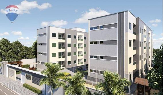 Apartamento No Parque Albano Próximo À Fundação Bradesco - Ap0322