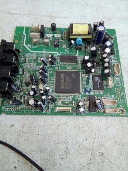 Placa Principal Do Dvd Semp Toshiba Sd 3010 S