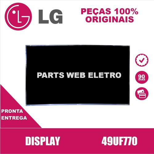 Display LG 49uf770 Eaj63328001