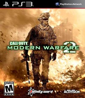 Call Of Duty Modern Warfare 2 Ps3 Digital Gcp