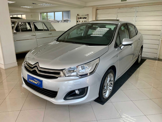 Citroen C4 Lounge Exclusive 1.6 Thp 2014