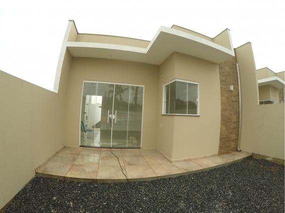 Excelente Casa Nova Com 2 Quartos Em Ótima Localização No Santo Antônio. (cód. 9611) - 3579611l