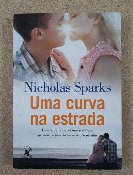 Livro: Uma Curva Na Estrada - Nicholas Sparks
