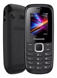 Celular Simples Panasonic Gd18 Dual Fm Mp3 Câmera Lanterna