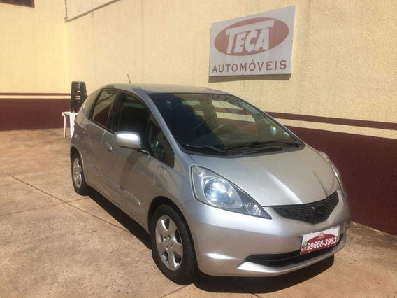 Honda Fit Lx 1.4 16v Flex Aut. 2010