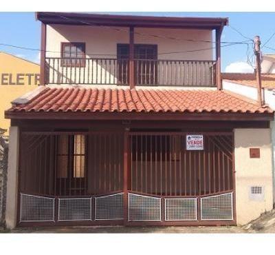 Venda - Casa - Residencial Vale Das Nogueiras - Americana - Sp - Ev006