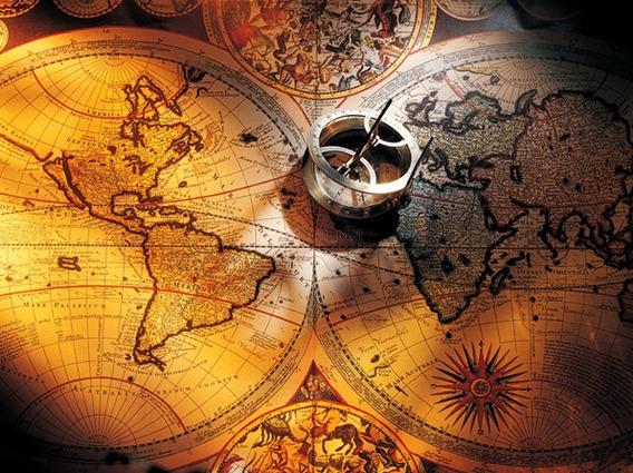 Hermosos Pósters Mapas Cartográficos De Diseño 42x30 Cm..