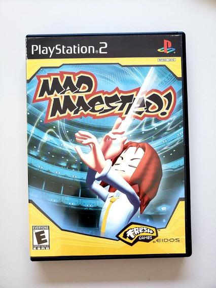 Mad Maestro! Ps2 Original