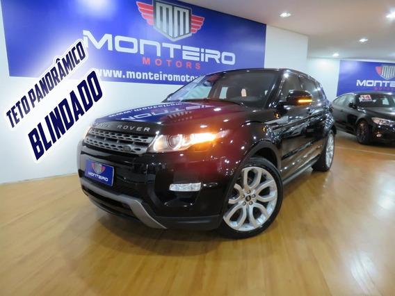 Range Rover Evoque 2.0 Dynamic Tech 4wd Aut Top Blind C Teto