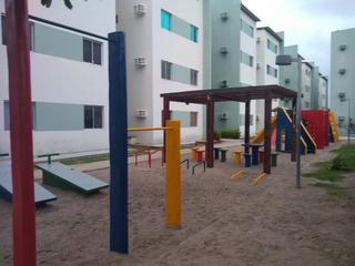 Apartamento Para Venda No Janga Em Paulista - Pe - Jj03