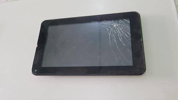 Tablet Dl E-volution Com Tela 7 Para Retirar Peças Os 003