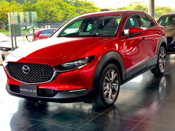 Mazda Cx30 Grand Touring Lx 2.5l 4x2 Rojo   2021