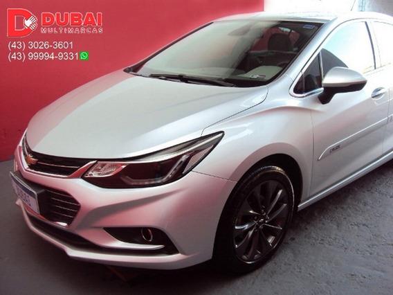 2017 - Chevrolet Cruze Ltz 1.4 Flex Turbo (aut.) - 32 Mil Km