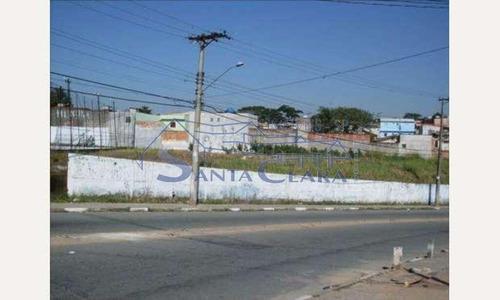 Terreno À Venda, Jardim Malia Ii, São Paulo - Te0077. - Sc834