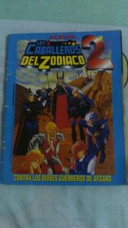 Album Caballeros Del Zodiaco 2