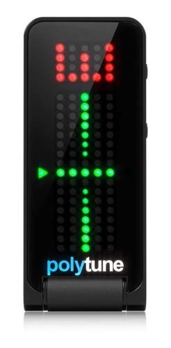 Imagen 1 de 10 de Afinador Tc Electronic Polytune Clip Polifononico