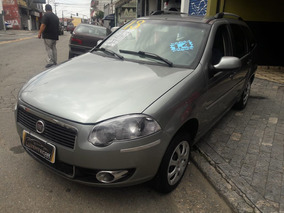 Fiat Palio Weekend 1.4 Attractive Flex 2013