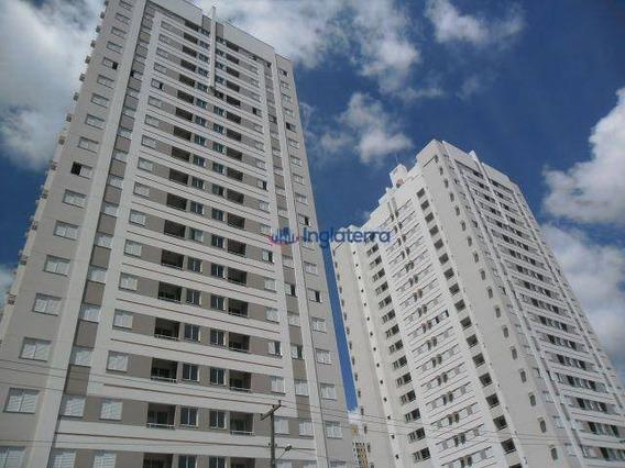 Apartamento À Venda, 63 M² Por R$ 280.000,00 - Aurora - Londrina/pr - Ap0554