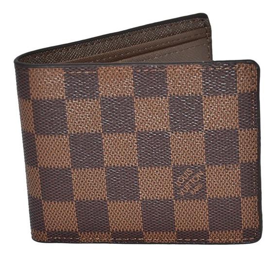 Billetera Hombre Louis Vuitton Inventeur Lv Blv07