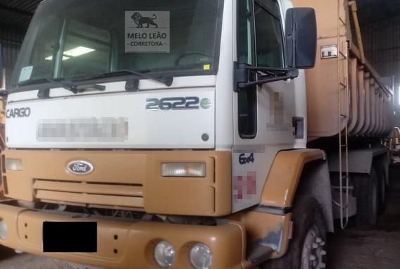 Cargo 2622e - 09/10 - Traçado, Caçamba, Trabalhando