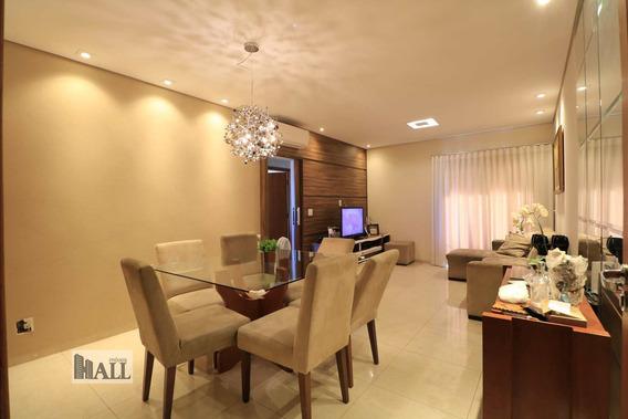 Apartamento Com 3 Dorms, Boa Vista, São José Do Rio Preto - R$ 450 Mil, Cod: 6744 - V6744