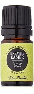 Respirar Fã¡cil Mezcla De Sinergia Aceites Esenciales Por