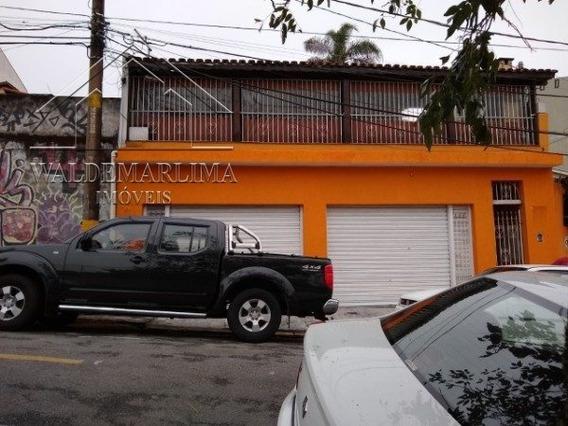 Sobrado Comercial - Jardim Maria Rosa - Ref: 6454 - V-6454