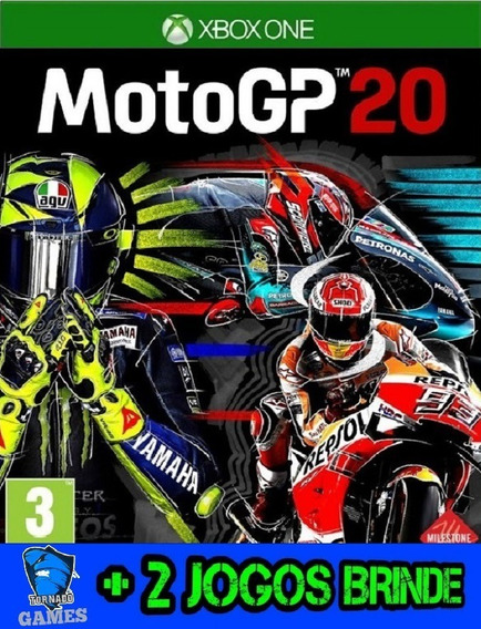 Motogp 2020 - Digital - X Box One - M. Digital