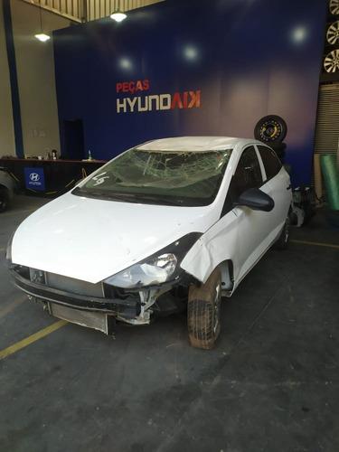 Imagem 1 de 10 de Sucata Para Retirada De Peças Hyundai Hb20 2019/2020 1.o